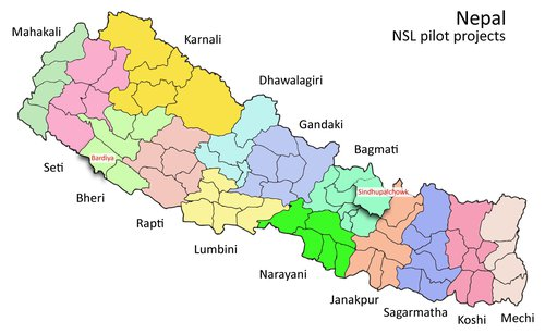 NSL Map