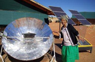 NaDEET solar cooking